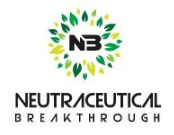 nutraceutical breakthrough line of products